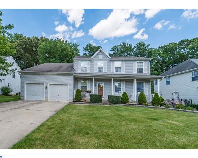 Bordentown Single Family Home ACTIVE: 59 Creekwood Drive