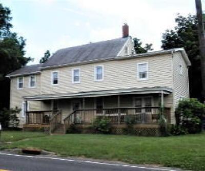 Delanco Single Family Home ACTIVE: 711 Coopertown Road