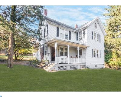 Princeton Single Family Home ACTIVE: 5072 Province Line Road