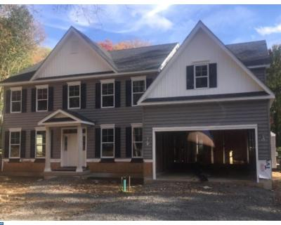 Newtown Square Single Family Home ACTIVE: Lot1 Main Street