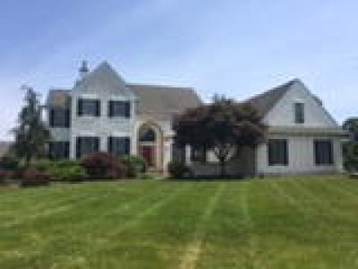West Windsor Single Family Home ACTIVE: 81 Danville Drive