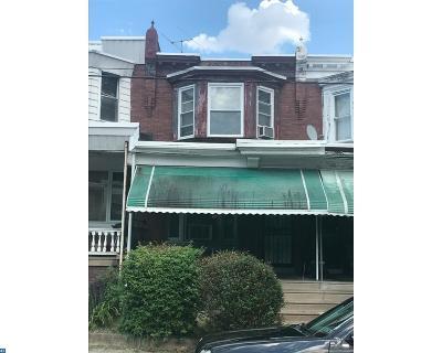 Philadelphia Single Family Home ACTIVE: 1649 62nd Street