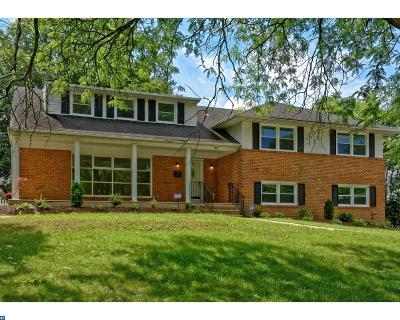 Mount Holly Single Family Home ACTIVE: 68 Sunset Drive