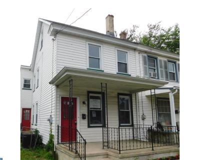 Mount Holly Single Family Home ACTIVE: 171 Washington Street