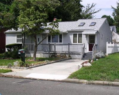 Lindenwold Single Family Home ACTIVE: 437 7th Avenue