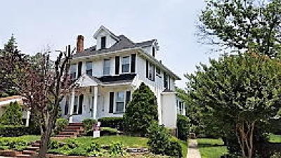 Merchantville Single Family Home ACTIVE: 15 Poplar Avenue