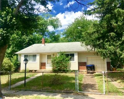 Lindenwold Single Family Home ACTIVE: 909 Bentley Road