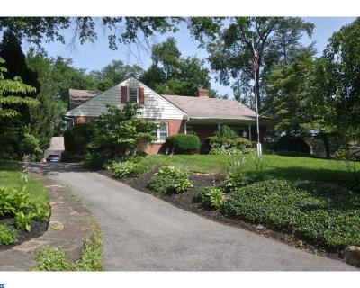 Cheltenham PA Single Family Home ACTIVE: $299,000