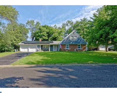 Willingboro Single Family Home ACTIVE: 67 Club House Drive