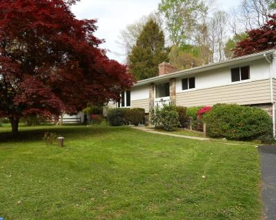 Newtown Square Single Family Home ACTIVE: 118 Bryn Mawr Avenue