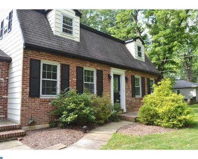 Conshohocken Single Family Home ACTIVE: 1007 Jones Road