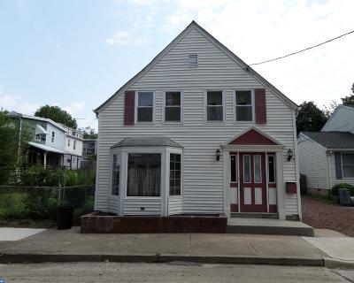 Bordentown Single Family Home ACTIVE: 309 Willow Street