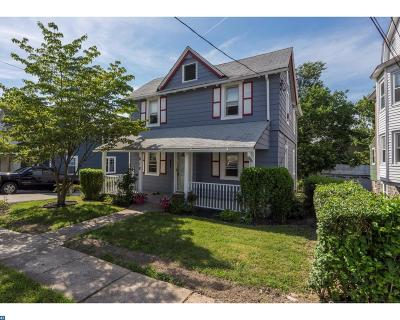 Ardmore Single Family Home ACTIVE: 818 Biddle Street