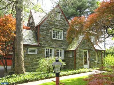 Swarthmore Single Family Home ACTIVE: 8 Ogden Avenue