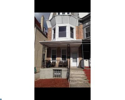Philadelphia Multi Family Home ACTIVE: 135 W Sharpnack Street