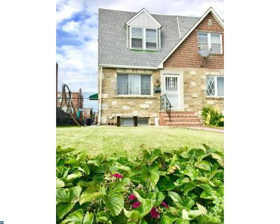 Philadelphia Single Family Home ACTIVE: 1833 Hoffnagle Street