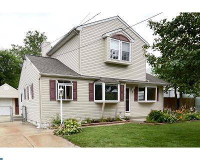 Maple Shade Single Family Home ACTIVE: 3 Woodbine Avenue