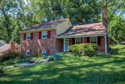 Springfield Single Family Home ACTIVE: 484 Kerr Lane