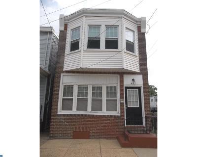 Gloucester City Single Family Home ACTIVE: 432 Hudson Street