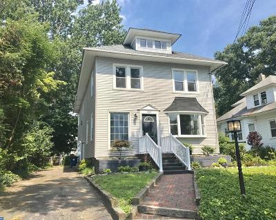 Laurel Springs Single Family Home ACTIVE: 522 Glen Avenue