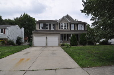 Evesham Single Family Home ACTIVE: 28 Blanchard Road