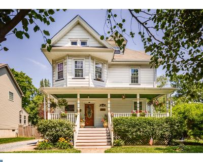 Woodbury Heights Single Family Home ACTIVE: 429 Linden Avenue