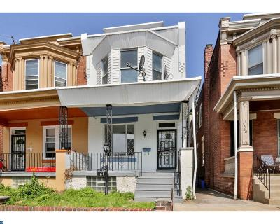 Philadelphia PA Single Family Home ACTIVE: $139,900
