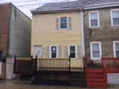 Gloucester City Single Family Home ACTIVE: 232 Morris Street