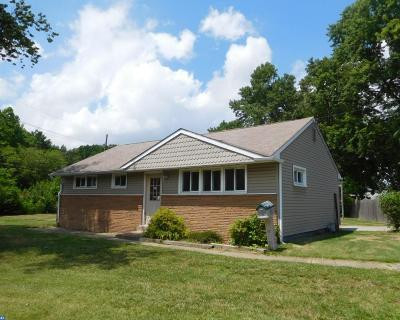 Deptford Single Family Home ACTIVE: 1497 Delsea Drive