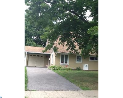 Willingboro Single Family Home ACTIVE: 23 Peppermint Lane