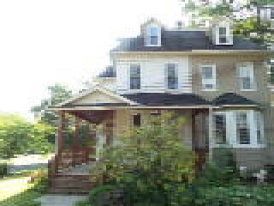 Merchantville Single Family Home ACTIVE: 1 Morris Street