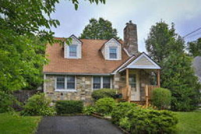 Abington Single Family Home ACTIVE: 2021 Parkview Avenue