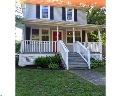 Glassboro Single Family Home ACTIVE: 241 Delsea Dr S
