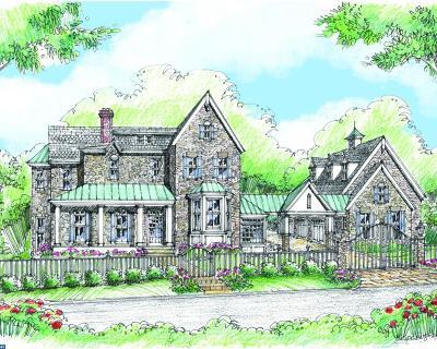 Doylestown PA Single Family Home ACTIVE: $2,200,000