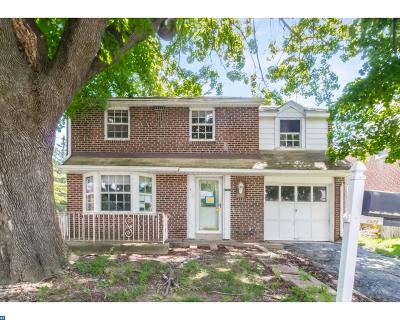 Abington Single Family Home ACTIVE: 1971 Lycoming Avenue
