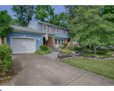 Evesham Single Family Home ACTIVE: 145 Brandywine Drive