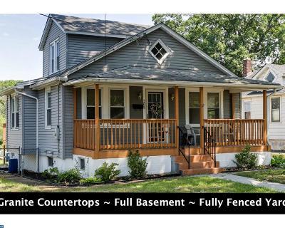 Runnemede Single Family Home ACTIVE: 205 Union Avenue