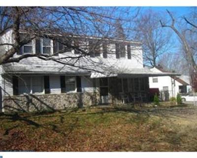 Wenonah Single Family Home ACTIVE: 460 Princeton Boulevard