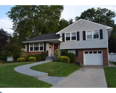 West Deptford Twp Single Family Home ACTIVE: 14 Budd Boulevard