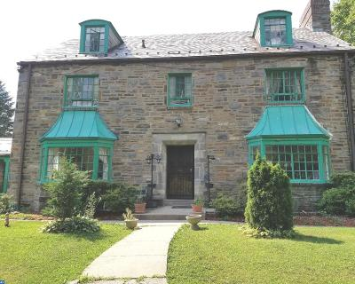 Philadelphia Single Family Home ACTIVE: 4927 Monument Road