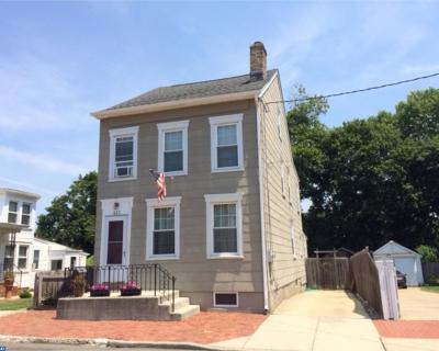 Bordentown Single Family Home ACTIVE: 423 Prince Street