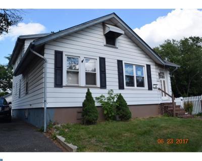 Mount Ephraim Single Family Home ACTIVE: 20 Washington Avenue