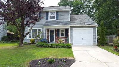 Logan Township Single Family Home ACTIVE: 110 Edward Drive