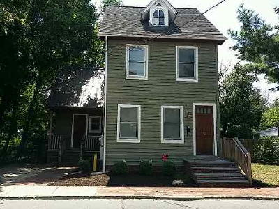 Mount Holly Single Family Home ACTIVE: 20 W Monroe Street