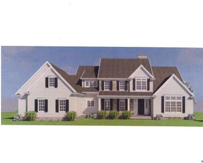 Chadds Ford PA Single Family Home ACTIVE: $897,000