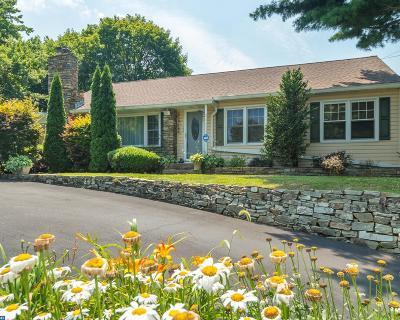 Huntingdon Valley Single Family Home ACTIVE: 410 Byberry Road
