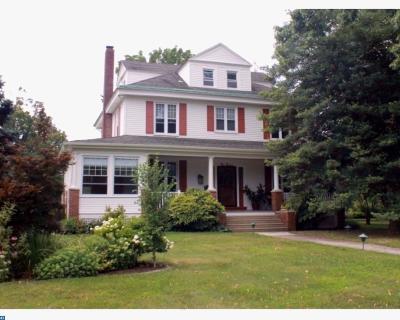 Merchantville Single Family Home ACTIVE: 112 E Maple Avenue