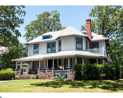Merchantville Single Family Home ACTIVE: 101 W Maple Avenue