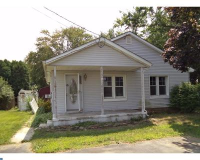 Eastampton Single Family Home ACTIVE: 856 Powell Road