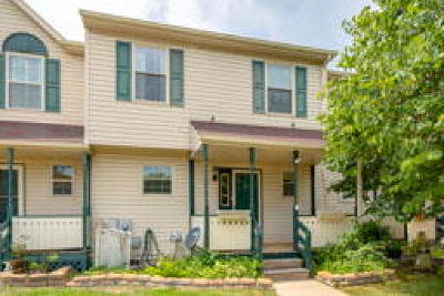 Mount Holly Condo/Townhouse ACTIVE: 4 Shira Court